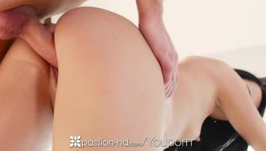Passionhd Supreme Morning Kitchen Drill With Stellar Anna Rose