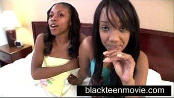 Black teen having sex com
