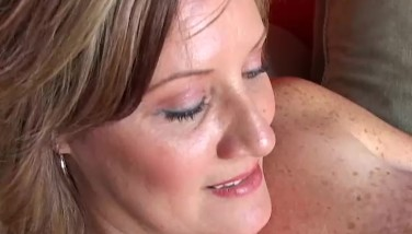 Big Sexy Old Spunker Pokes Her Wetting Moist Pussy