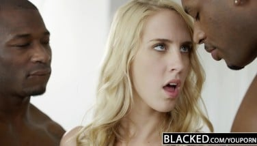 Blacked Cadence Lux Addicted To Immense Ebony Cock