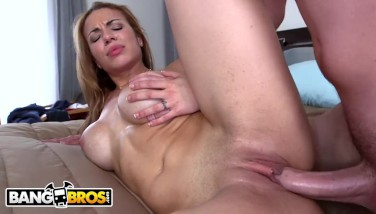 Bangbros  Latina Maid Kylie Rogue Gets Pummeled By Tony Rubino