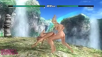 Dead Or Alive 5: Last Plump Bare Mods (all Damsels Nude)