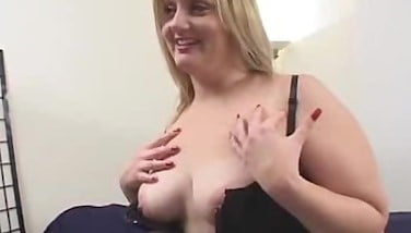 Bbw In Undergarments Undressed And Bjs On 2 Cocks