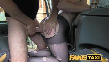 Faketaxi  Gf Gets Boned Taxi Porno