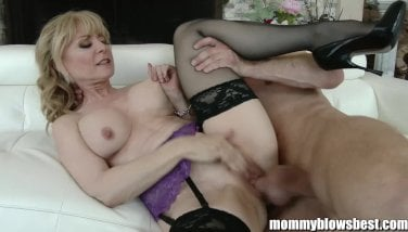 Mommybb Real Mature Chick Romping Her Stepson