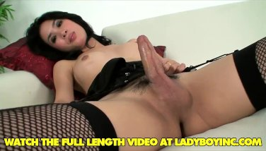 Lengthy Manmeat Spectacular Chinese She-male