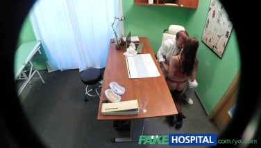 Fakehospital Doctor Cures Fantastic Patient With A Mighty Dosage Of Sex