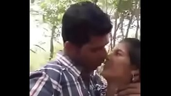 Ultra-cute Indian Paramour Having Fuck-a-thon At Park