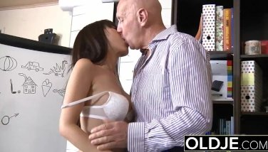 Japanese Youthful Honey Plowed By Smoothly-shaven Old Fellow She Bjs Manstick Vag Orgy Gulps