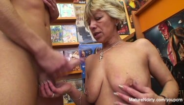 Oma porn movie