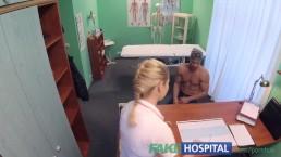 Fakehospital Warm Moist Cootchie Solves Dick Problem