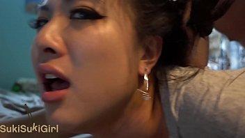 My Splendid Asian Wifey Screaming Will Make You Jizz