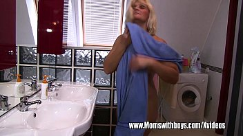 Peeping Stepson Caught And Torn Up By Stepmama