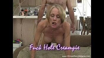 Stepson Gives Internal Ejaculation To Mother