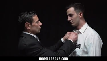 Mormonboyzmormon Stud Submits To Dominance And Wet Rectal Fuckfest